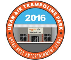 Trampoline Park Awards 3