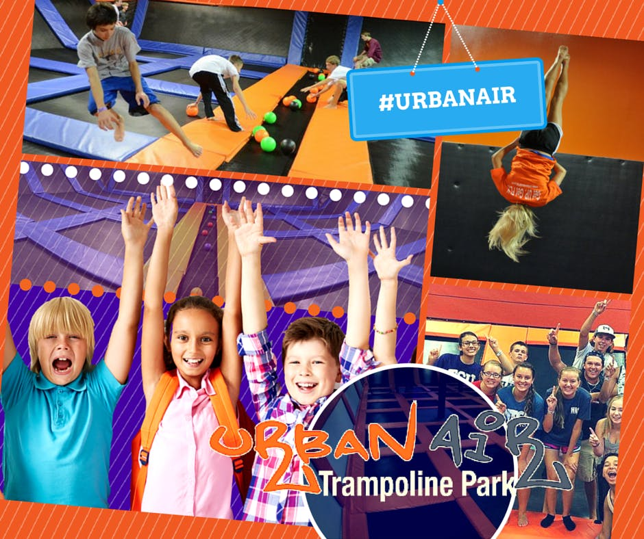 Springs Trampoline Park Waiver: Urban Air Trampoline Park Secures Northwest Houston