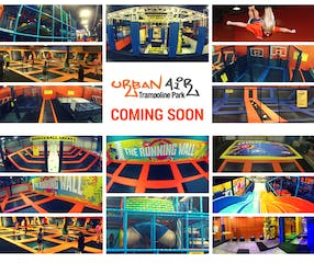 Knoxville Archives Urban Air Trampoline And Adventure Park