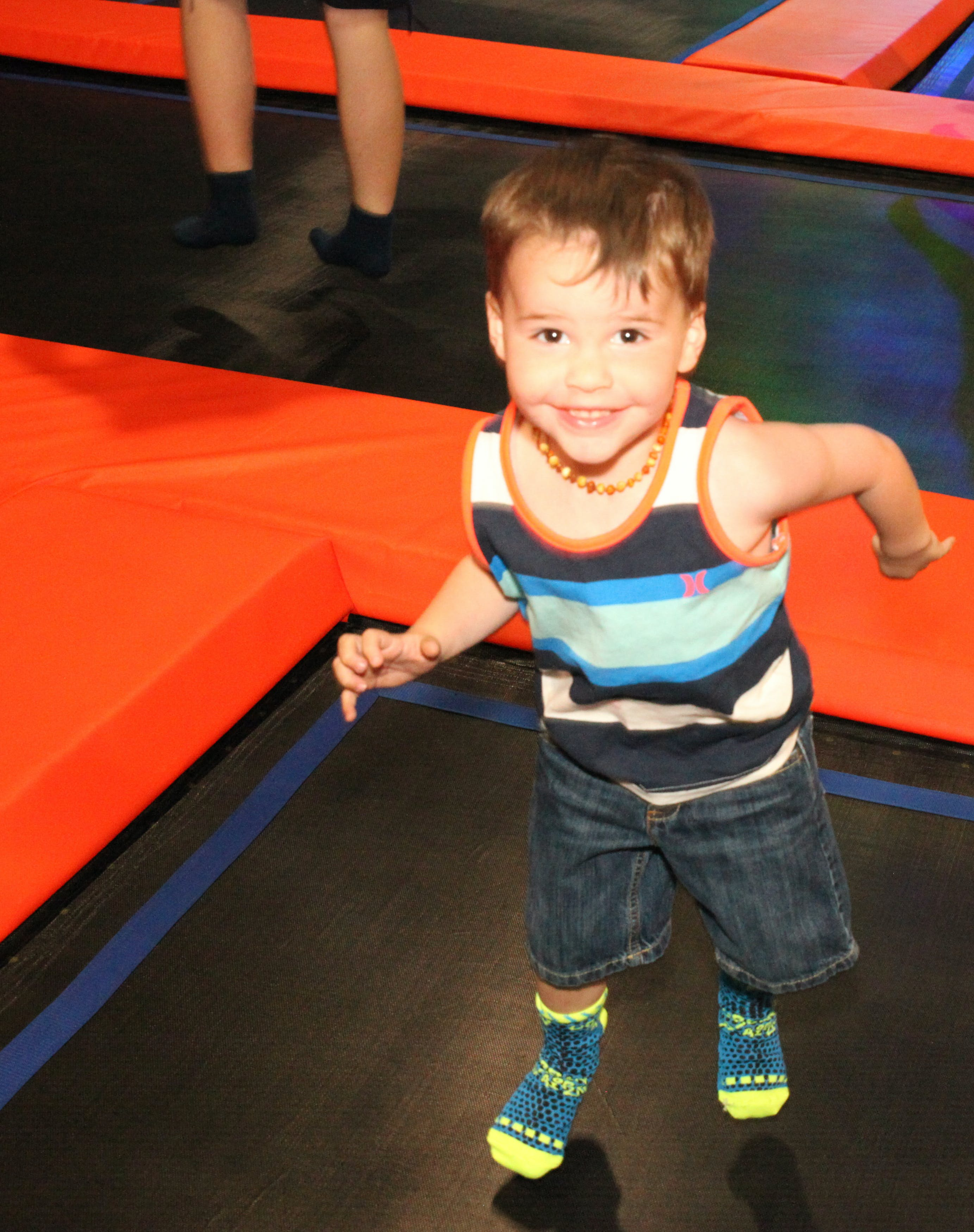 Toddler & Preschool Jump | Urban Air Trampoline and Adventure Park