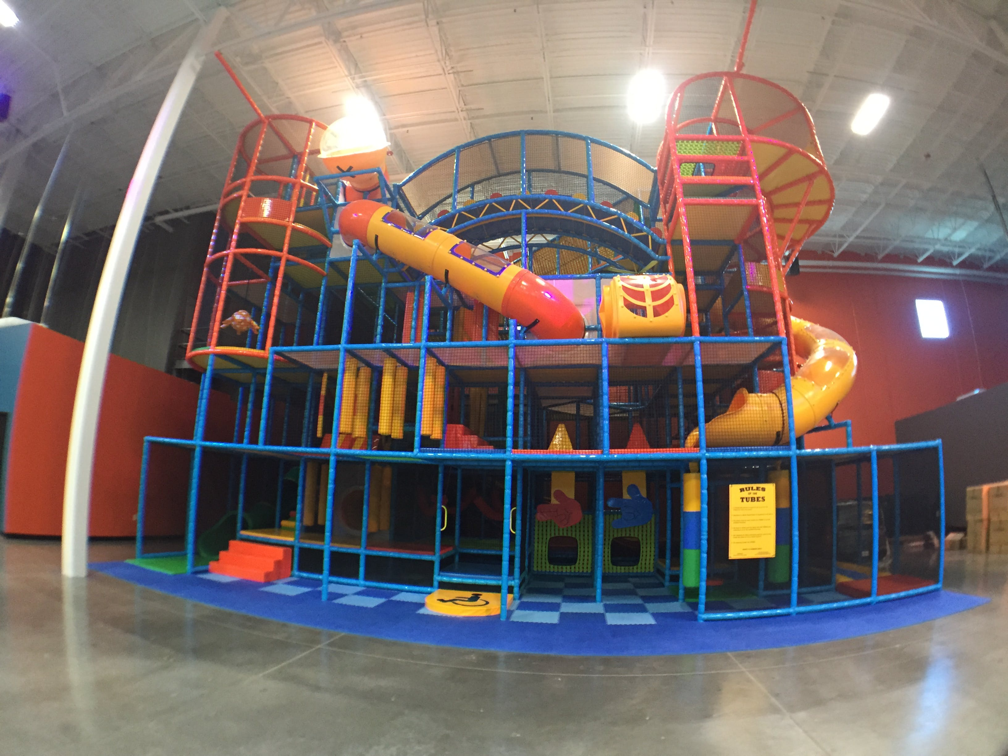 Urban Air Set To Open Trampoline Amp Adventure Park In The