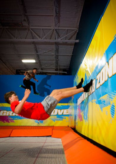 Urban Air Adventure Park Set To Open Location In Springfield Pa Urban Air Trampoline And Adventure Park