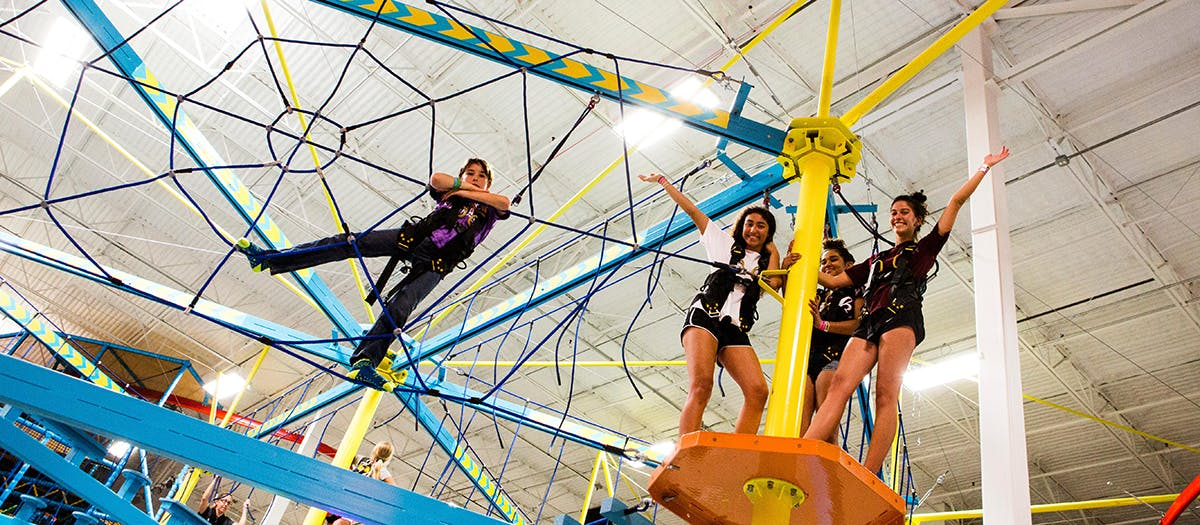 Attractions Urban Air Trampoline And Adventure Park