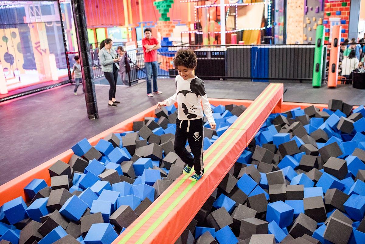 Kid Friendly Family Fun Attractions In Arlington Tx Urban Air