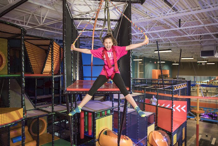 Kid Friendly Family Fun Attractions In Collierville Tn Urban Air