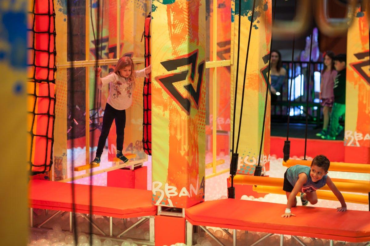 Kid Friendly Family Fun Attractions In Cordova Tn Urban Air