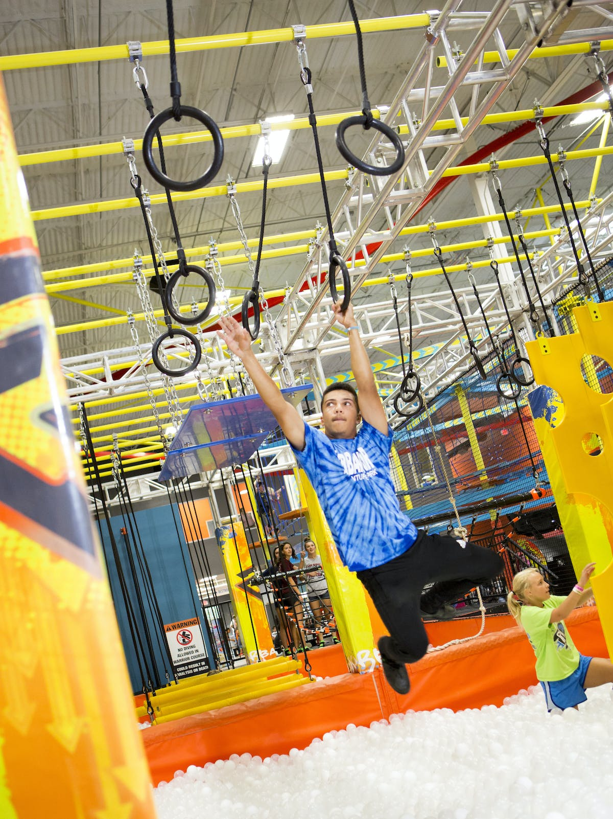 Mansfield Tx Urban Air Trampoline And Adventure Park