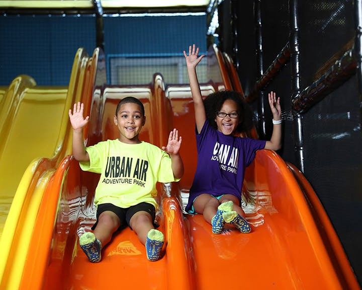 Urban Air Adventure Park Introduces Exhilarating Indoor Attractions To Kendall Florida Urban Air Trampoline And Adventure Park