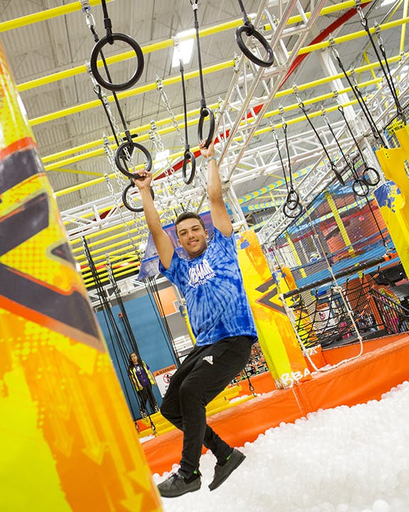 Springs Trampoline Park Waiver: Urban Air Adventure Park® Secures Benton, AR Location