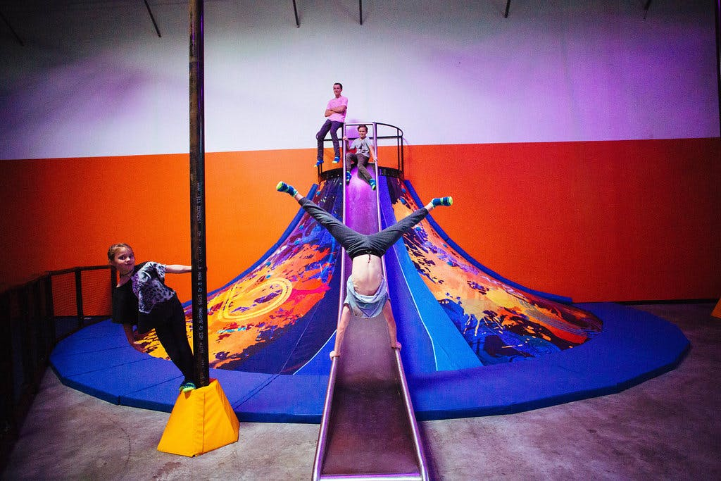 Prepare To Activate Awesome At Urban Air Adventure Park