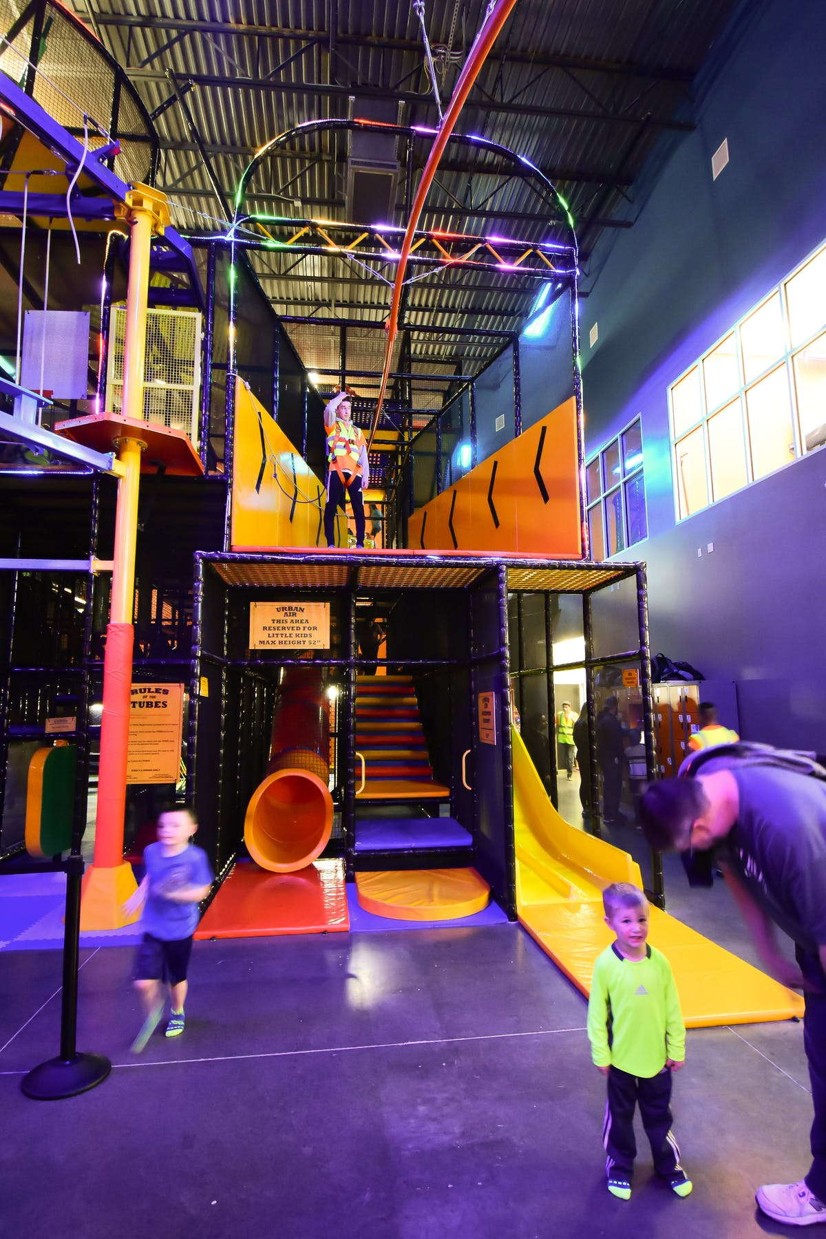 cranberry township pa urban air trampoline and adventure park
