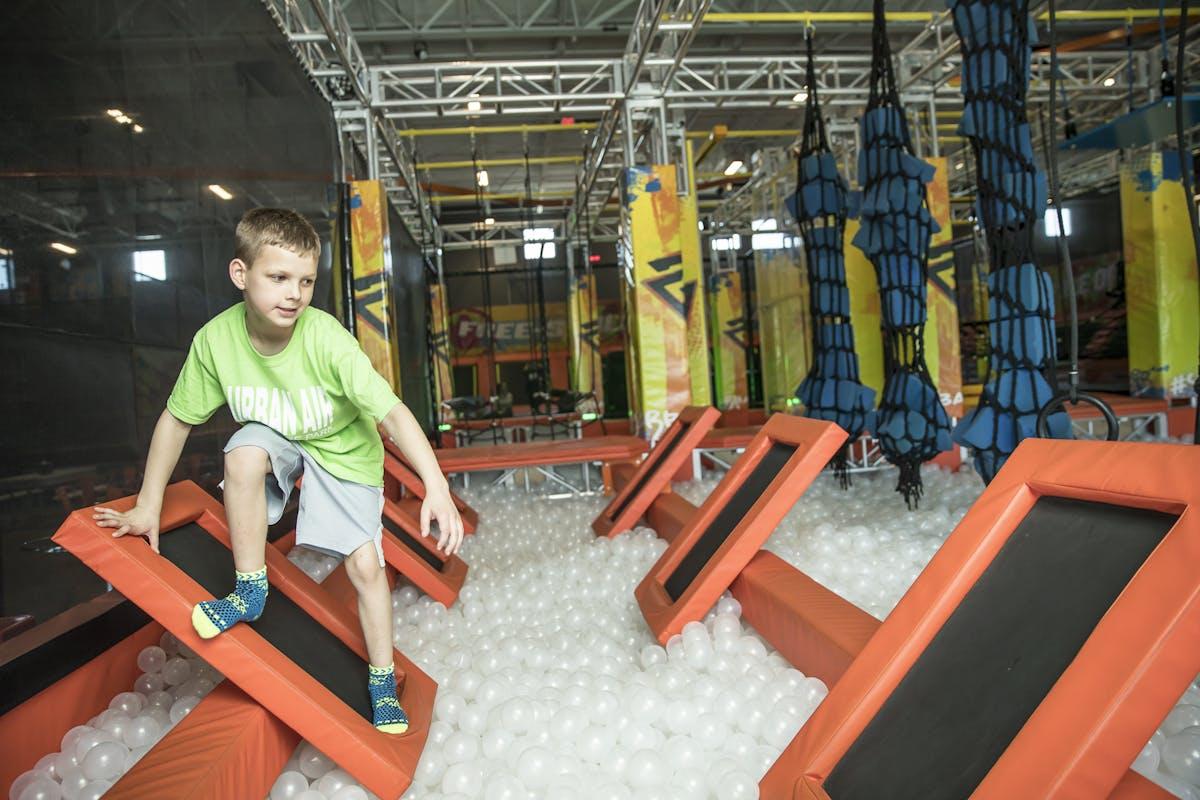 Kid Friendly Family Fun Attractions In Homewood Al Urban Air