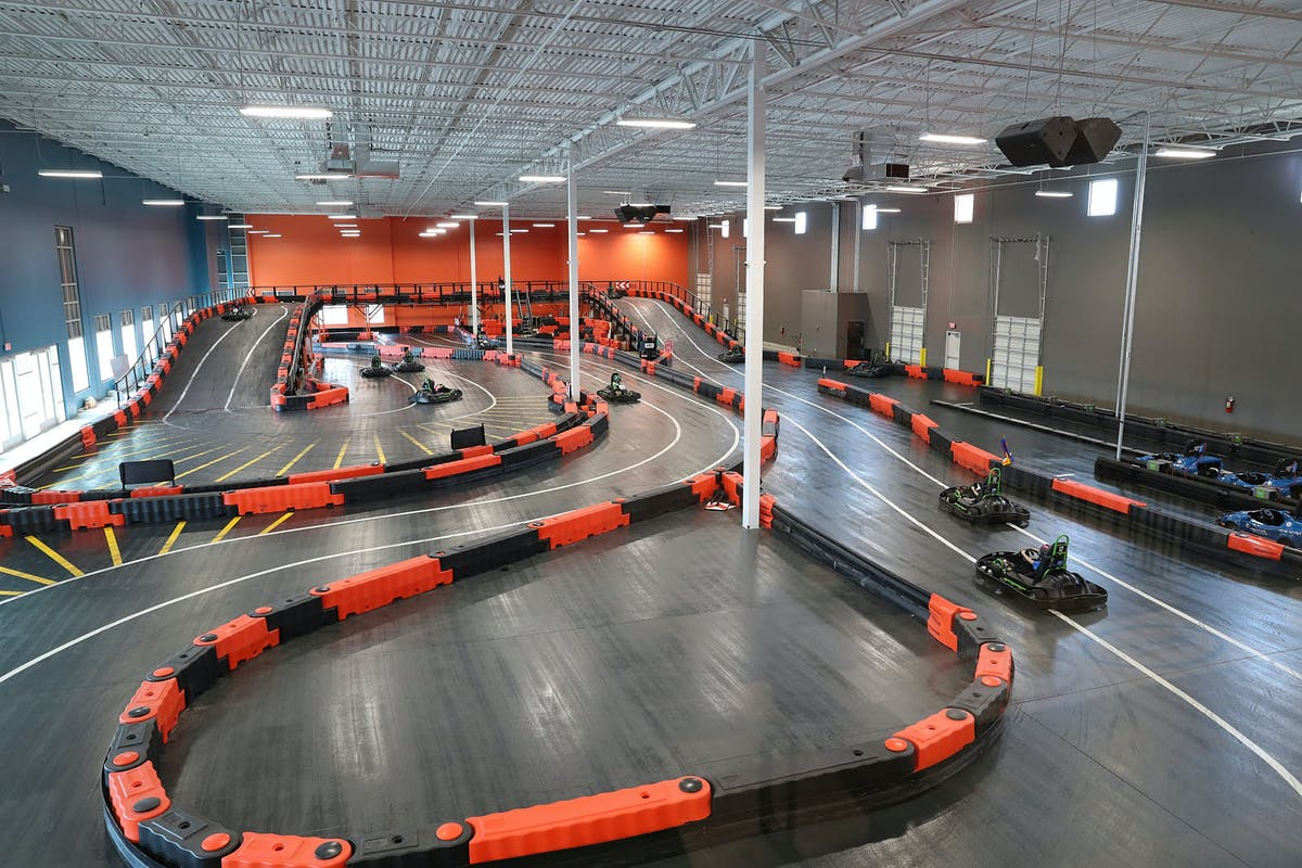 Indoor Go Karts Nashville >> Kid Friendly Family Fun Urban Air Trampoline And Adventure Park