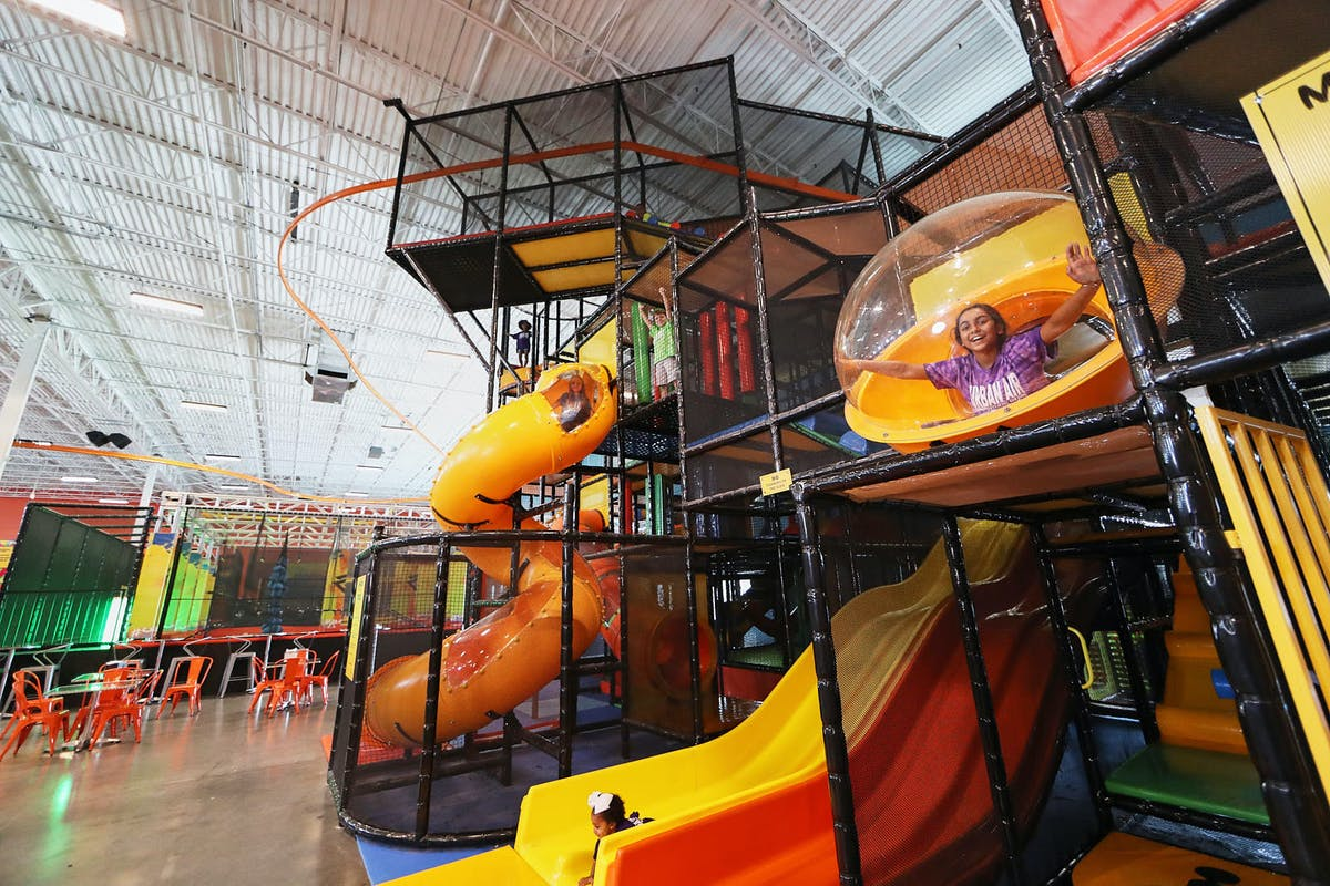 San Antonio Nw Tx Urban Air Trampoline And Adventure Park