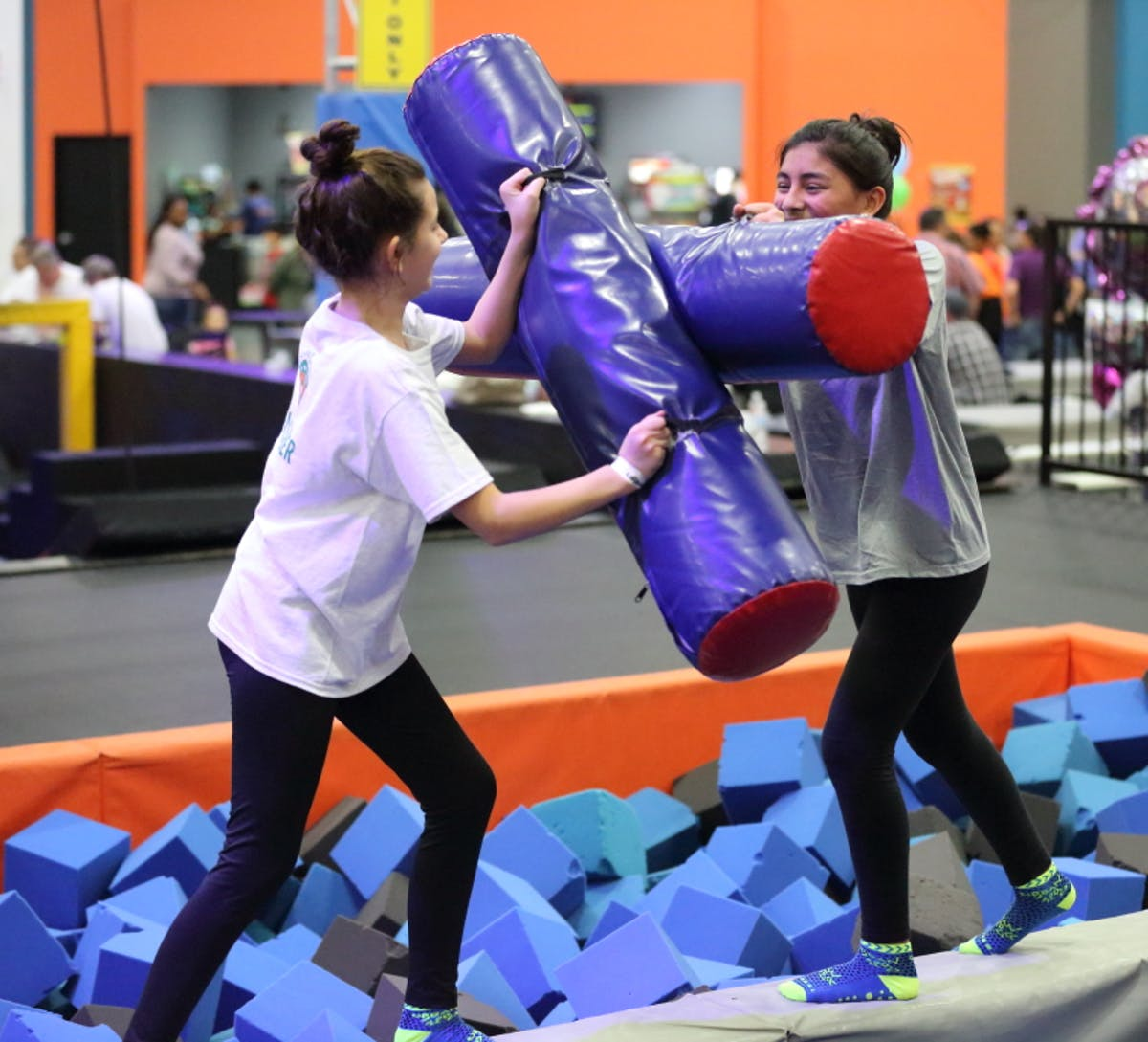 Springs Trampoline Park Albuquerque Nm: Kid Friendly Family Fun Attractions In Bedford, TX