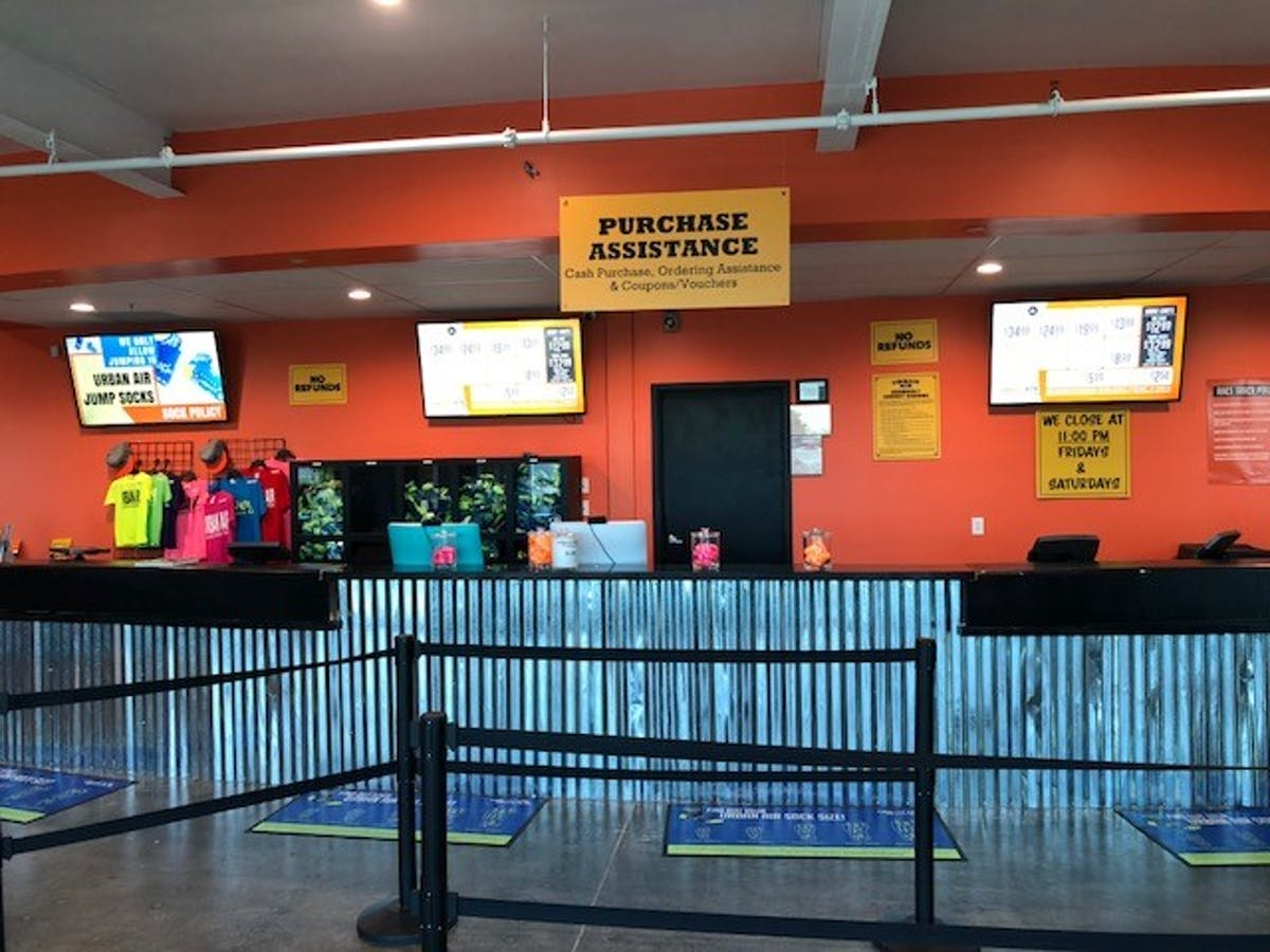 Kid Friendly Family Fun Attractions in Pearland, TX | Urban Air