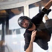 Indoor Sky Diving 1
