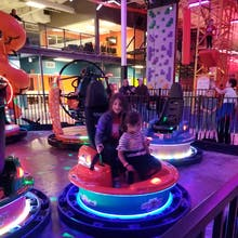 Spin Zone Bumper Cars 8