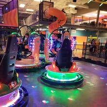 Spin Zone Bumper Cars 10