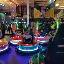 Spin Zone Bumper Cars 12