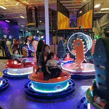 Spin Zone Bumper Cars 13