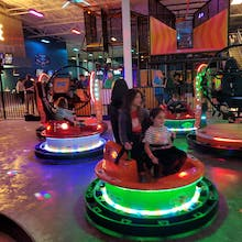 Spin Zone Bumper Cars 14