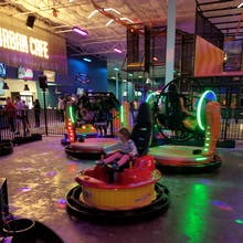 Spin Zone Bumper Cars 15