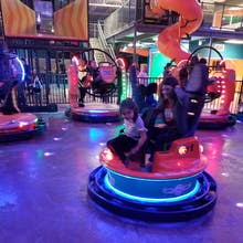 Spin Zone Bumper Cars 16