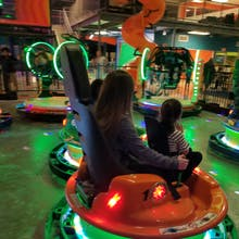 Spin Zone Bumper Cars 17