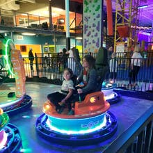 Spin Zone Bumper Cars 20