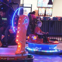 Spin Zone Bumper Cars 23