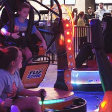 Spin Zone Bumper Cars 25