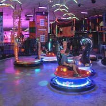 Spin Zone Bumper Cars 26