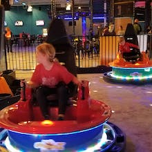 Spin Zone Bumper Cars 1