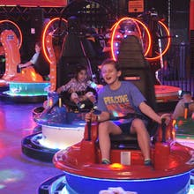 Spin Zone Bumper Cars 28