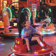 Spin Zone Bumper Cars 29