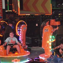 Spin Zone Bumper Cars 30
