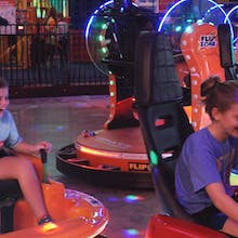Spin Zone Bumper Cars 31