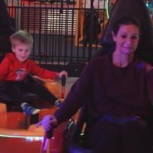 Spin Zone Bumper Cars 33