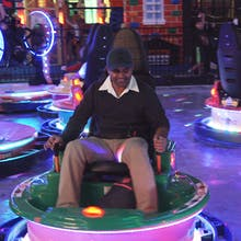 Spin Zone Bumper Cars 35