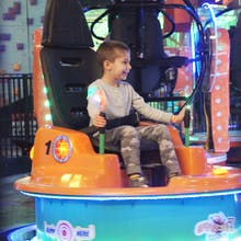 Spin Zone Bumper Cars 36