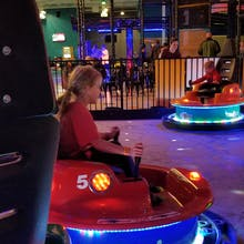 Spin Zone Bumper Cars 2