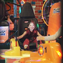 Spin Zone Bumper Cars 40