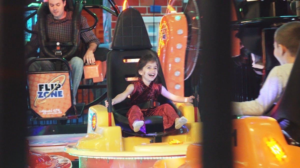 Kid Friendly Family Fun Urban Air Trampoline And Adventure