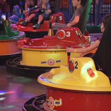Spin Zone Bumper Cars 44