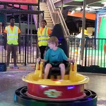 Spin Zone Bumper Cars 3