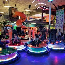 Spin Zone Bumper Cars 4