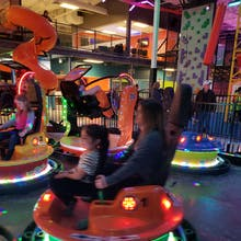 Spin Zone Bumper Cars 6