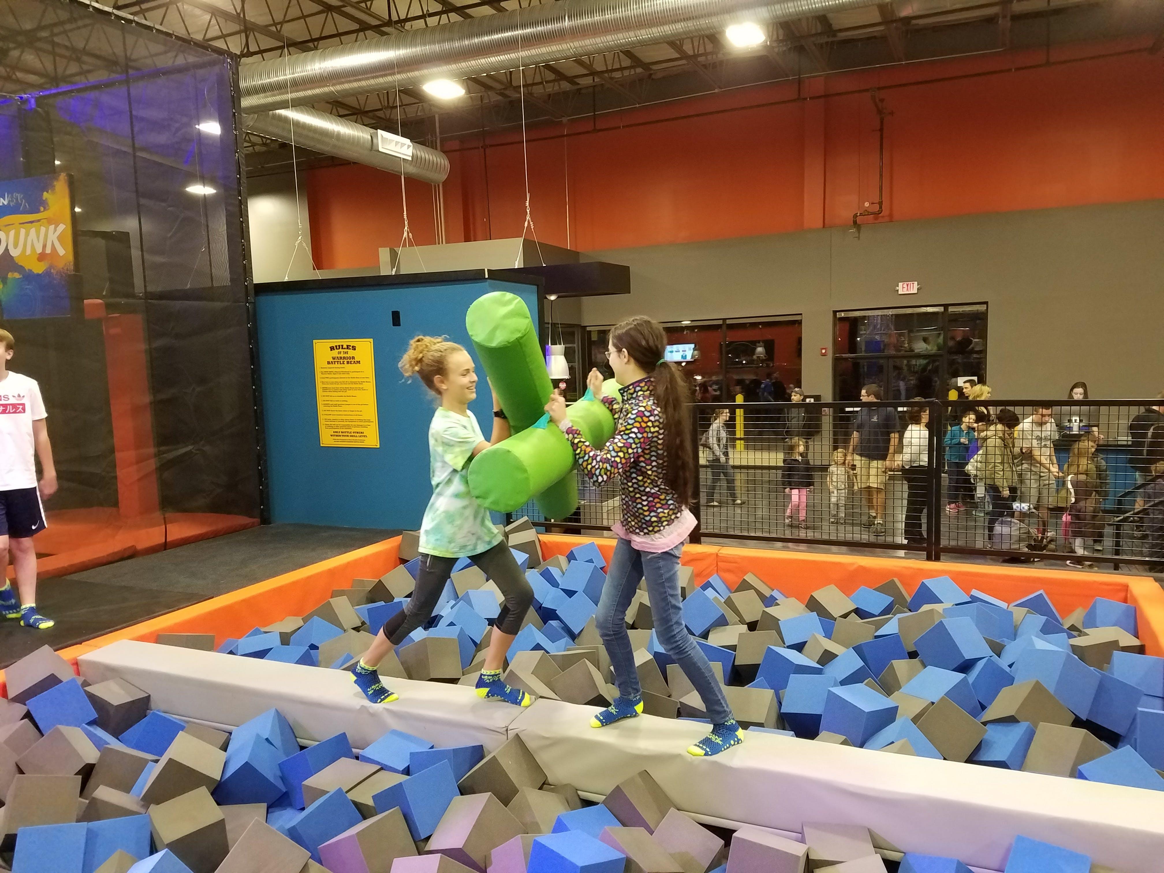 Kid Friendly Family Fun Attractions In Omaha Ne Urban Air