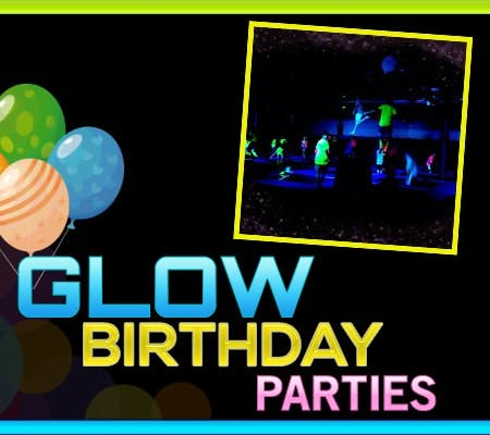 Glow Birthday Parties